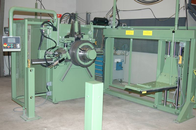 flanging machine